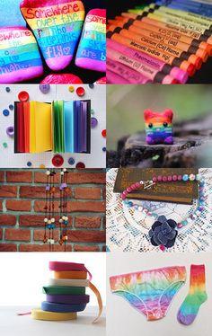 Happy April !!! by Rossana Piacentini on Etsy--Pinned with TreasuryPin.com
