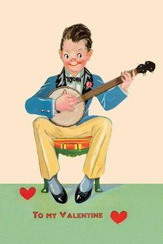 Banjo Picker - To My Valentine