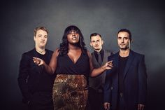 Funk The Revolution Soul And Pop Band London Alive Network