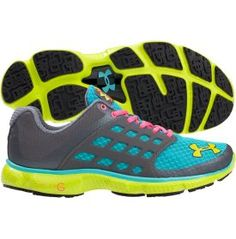 Under armour shoes. I have these and love them