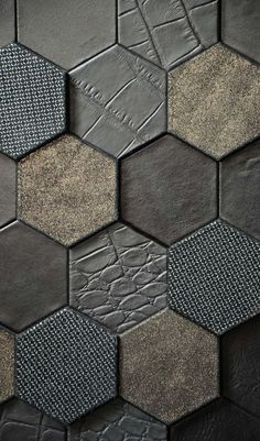 MARQUE | HARLEM - Designer Leather tiles from Pintark ✓ all information ✓ high-resolution images ✓ CADs ✓ catalogues ✓ contact information ✓.. Leather Bench Seat, Feature Wall Design, Trophy Design, Indian Home Interior, Geometric Fashion, Tile Manufacturers, Geometric Tiles, Screen Design, Wall Patterns