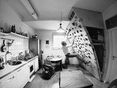 Boulder Kitchen on I Love Climbing