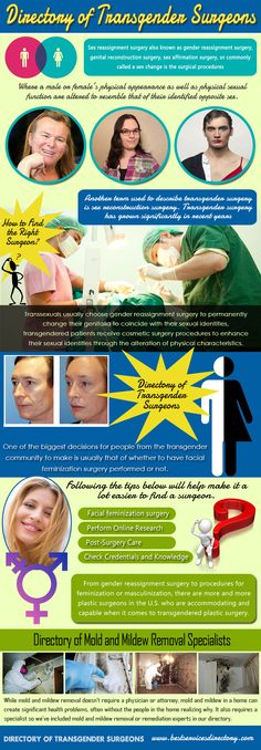 Visit this site http://bestservicesdirectory.com/directory-of-transgender-surgeons/ for more information on Directory Of Transgender Surgeons.