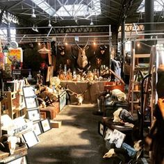 Old Spitalfields Market | 21 Charming Markets Every Londoner Must Visit