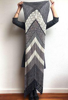 Suburban Wrap pattern by Joji Locatelli - knitting wrap , Suburban Wrap pattern by Joji Locatelli Ravelry: Suburban Wrap pattern by Joji Locatelli Tuch stricken. Knit Cowl, Knitted Shawls, Crochet Shawl, Knit Crochet, Lace Knitting, Knitting Stitches, Knitting Patterns, Ravelry, Wrap Pattern