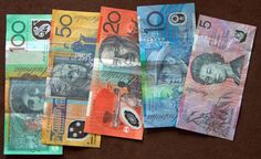 In 1996 Australia became the first country to have a full set of circulating polymer banknotes. This not only improves durability, but also prevents counterfeiting. It's also hard to tear because of the recycled plastic.