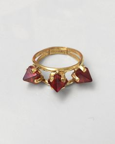 triarch ring
