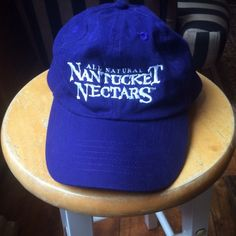 """Purple Nantucket Nectar Dad Hat Purple Nantucket Nektar snap back dad hat. In new condition. Over the snap back says """"We're The Juice Guys"""" Accessories Hats"""