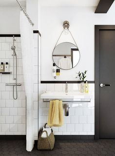 35 Trendy Mid Century Modern Bathrooms To Get Inspired   DigsDigs   Modern  Bathroom