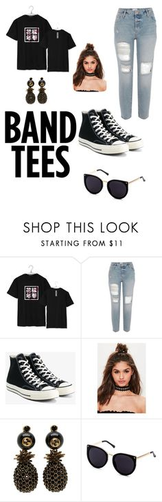 """""""Untitled #43"""" by nimomohamud101 ❤ liked on Polyvore featuring Converse, Missguided and Gucci"""