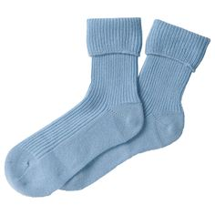 Buy Pure Collection Cashmere Ankle Socks, Antique Blue from our Women's Socks range at John Lewis & Partners. Cashmere Socks, Wool Socks, Cashmere Wool, Blue Aesthetic, Aesthetic Clothes, Minimalist Icons, Tennis Socks, Bed Socks, Short Socks