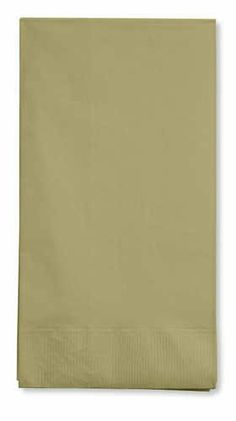 Creative Converting 951146 Sage Green Guest Towel, 3 Ply, Solid (12pks Case) by Creative Converting. $18.62. Sage Green Guest Towel, 3 Ply, Solid16pcs per package, 12pks per case, this price is for one caseNOTE: SHIPPING NOTE: We only ship to the 48 states in the continental US. APO/FPO or PO box delivery is not available.. Save 13%!