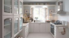 Kuchyňa Senso - Sentima od Black Red White #kuchyna #kitchen #blackredwhite #white #interior #design
