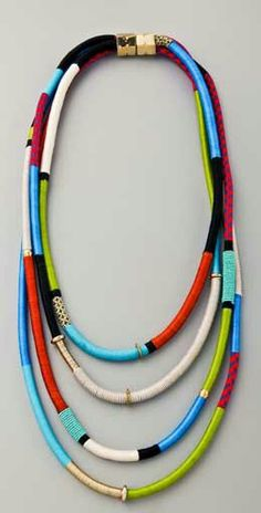 Neck ropes