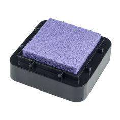 Encreur 2,5 x 2,5 cm Violet