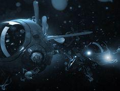 Diesel Liquid Space by Dvein