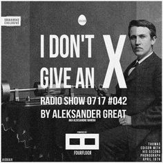 This is Aleksander Great with the 42nd EXCLUSIVE I Don't Give An X radio show! I hope you're all doing great in this amazing summer 2017! For more visit: https://soundcloud.com/aleksandergreat/idgax-042-0717-320kbps  #techno #idgax #music #club #barcelona #berlin #electronica