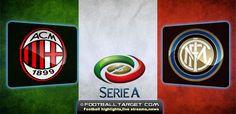 AC Milan vs Inter Milan Live Soccer, Ac Milan, Watches Online, Sport Watches