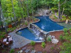 aerial view of pools - Bing Images