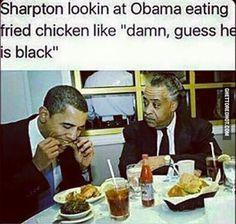 Sharpton be like...