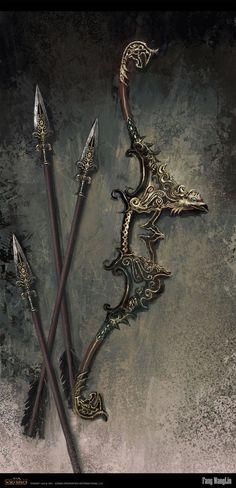 Persian bow by FangWangLlin on DeviantArt