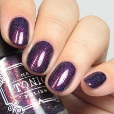Tonic Polish - Fig-Ure it Out