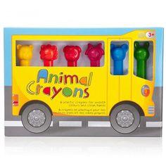 Crayon de couleur enfant Animaux 6.50 € cmachambre.fr