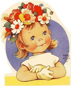 .vintage Mabel L Attwell~.................lb xxx.
