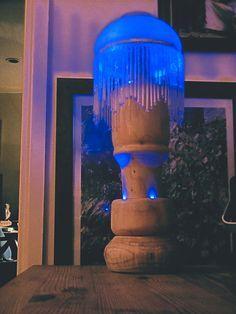 BLUE led lamp