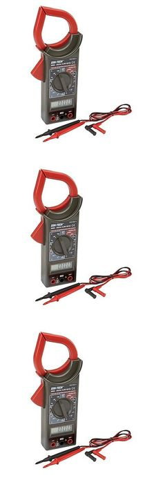 Electrical Testers 126406: Clamp On Digital Multi Tester Meter Electric Volt Voltmeter Multimeter Test Tool -> BUY IT NOW ONLY: $36.05 on eBay!