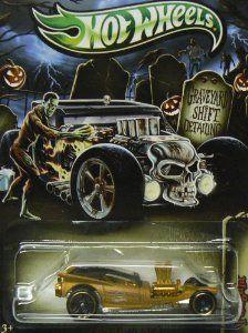 Hot Wheels Halloween