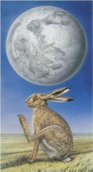 The Leveret: The Hare on the Moon