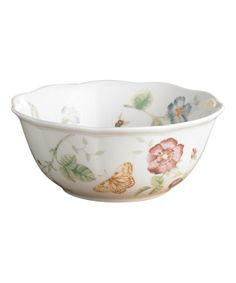 Lenox Butterfly Meadow Large All-Purpose Bowl | zulily   $ 13.99