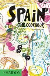 Spain the cookbook - Librairie Gourmande