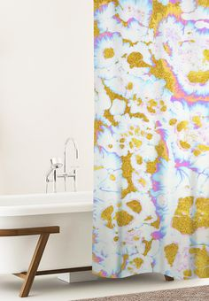 'Grace' Shower Curtains @society6 #society6 #decor #home #interiorstyling
