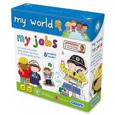 My World - My Jobs