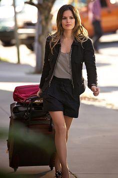 Fashion meets Food: Style to Steal: Rachel Bilson as Zoe Hart