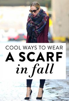 Scarves are all the
