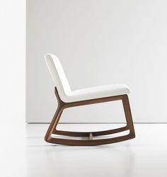 Remix Rocking Chair by jonathan kim, via Behance