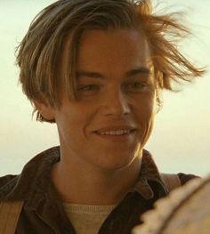 Leonardo Dicaprio In Titanic, Leonardo Dicaprio Hair, Jack Dawson, Cute Celebrities, Celebs, Leonardo Dicapro, Leo And Kate, Liam Hemsworth, Good Smile