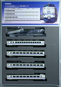 TOMIX N gauge 92780 485 system super grouse hematopoiesis B (4 cars). Parallel import goods. Tomix high-grade model.