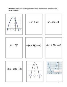matching linear graph to table to linear equation algebra common core math i pinterest. Black Bedroom Furniture Sets. Home Design Ideas