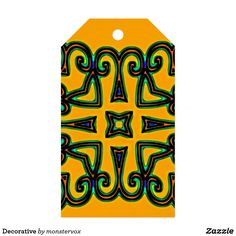 Decorative Gift Tags #Decorative #Ornament #Design #Art #GitTag #Gift