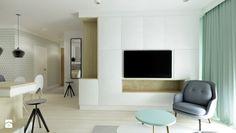 Mieszkanie w skandynawskim stylu - Salon, styl skandynawski - zdjęcie od Przestrzenie