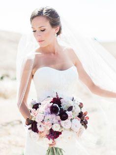 Photography : White Ivory Photography Read More on SMP: http://www.stylemepretty.com/california-weddings/sunol-california/2016/08/02/blush-vineyard-winery-wedding-california/