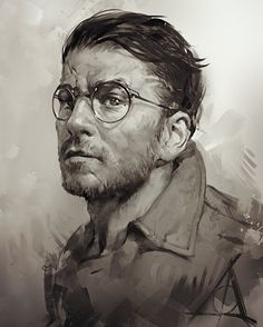 (2) Aaron Griffin - Sorry for the rubbish quality... Loose portrait...
