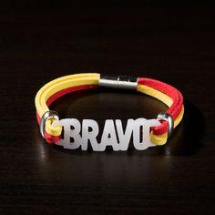 Personalized 3D Printed Bracelet www.tripsion.com