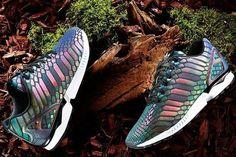 ADIDAS ZX FLUX XENO PACK - Sneaker Freaker