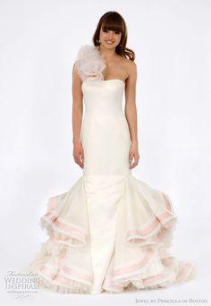 Jewel by Priscilla of Boston Spring 2012 Wedding Dresses | Wedding Inspirasi