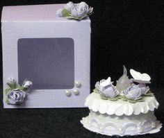 Tealight cakes by jwilson1364 - Cards and Paper Crafts at Splitcoaststampers